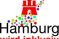 Logo von Hamburg wird inklusiv