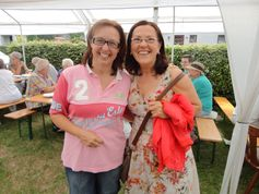 Sommerfest bei den Gartenfreunden Habichthof mit Beate Wutzke